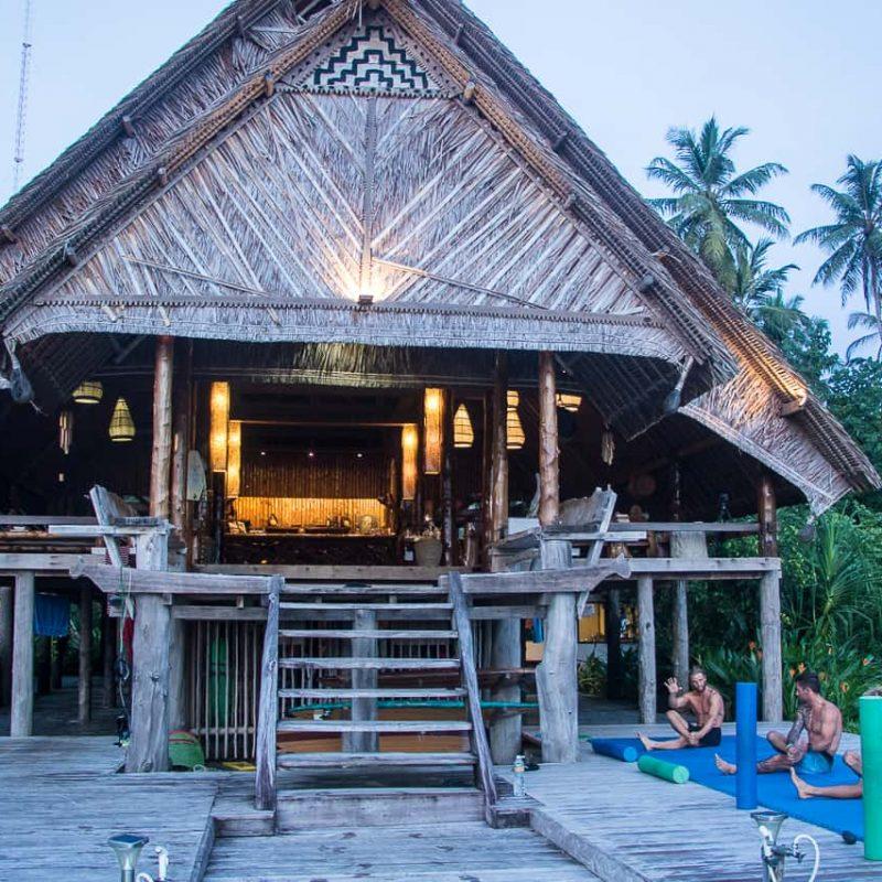 Hidden Bay Resort in the Mentawai Islands with Scott Johnstone